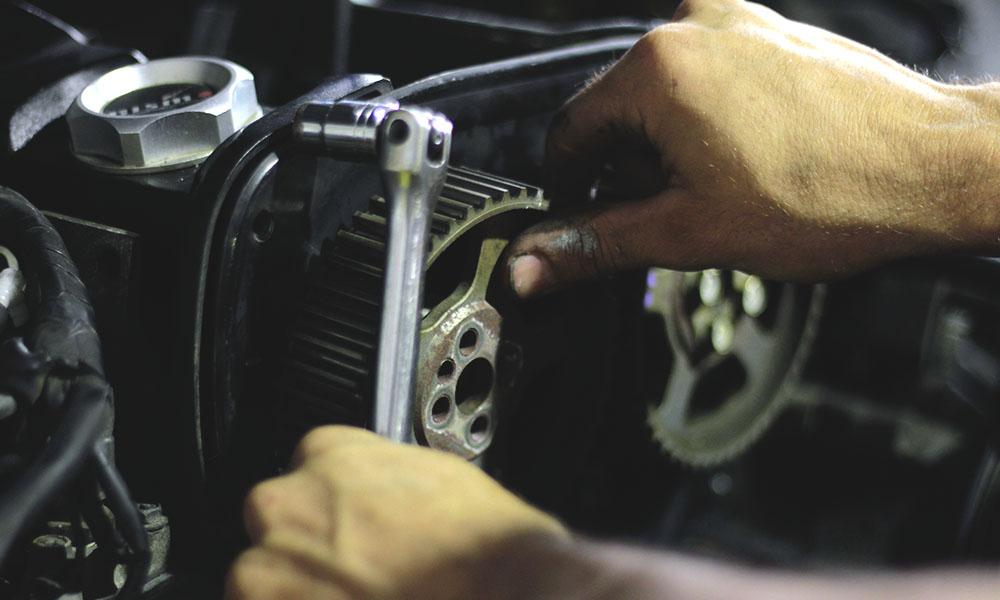 Mechanical Repairs - Otaku Garage