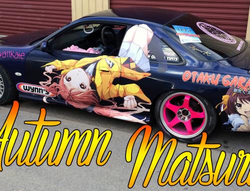 Autumn Drift Matsuri 2015
