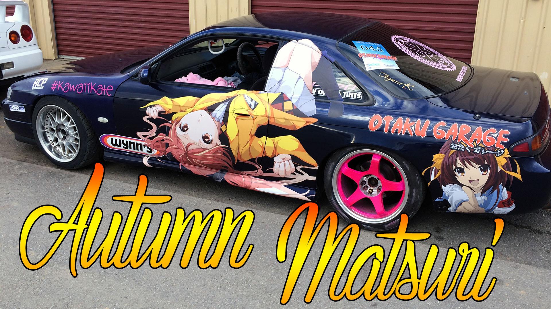 Diplo Car Service >> Autumn Drift Matsuri 2015 - Otaku Garage