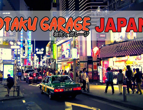 Otaku Garage Japan