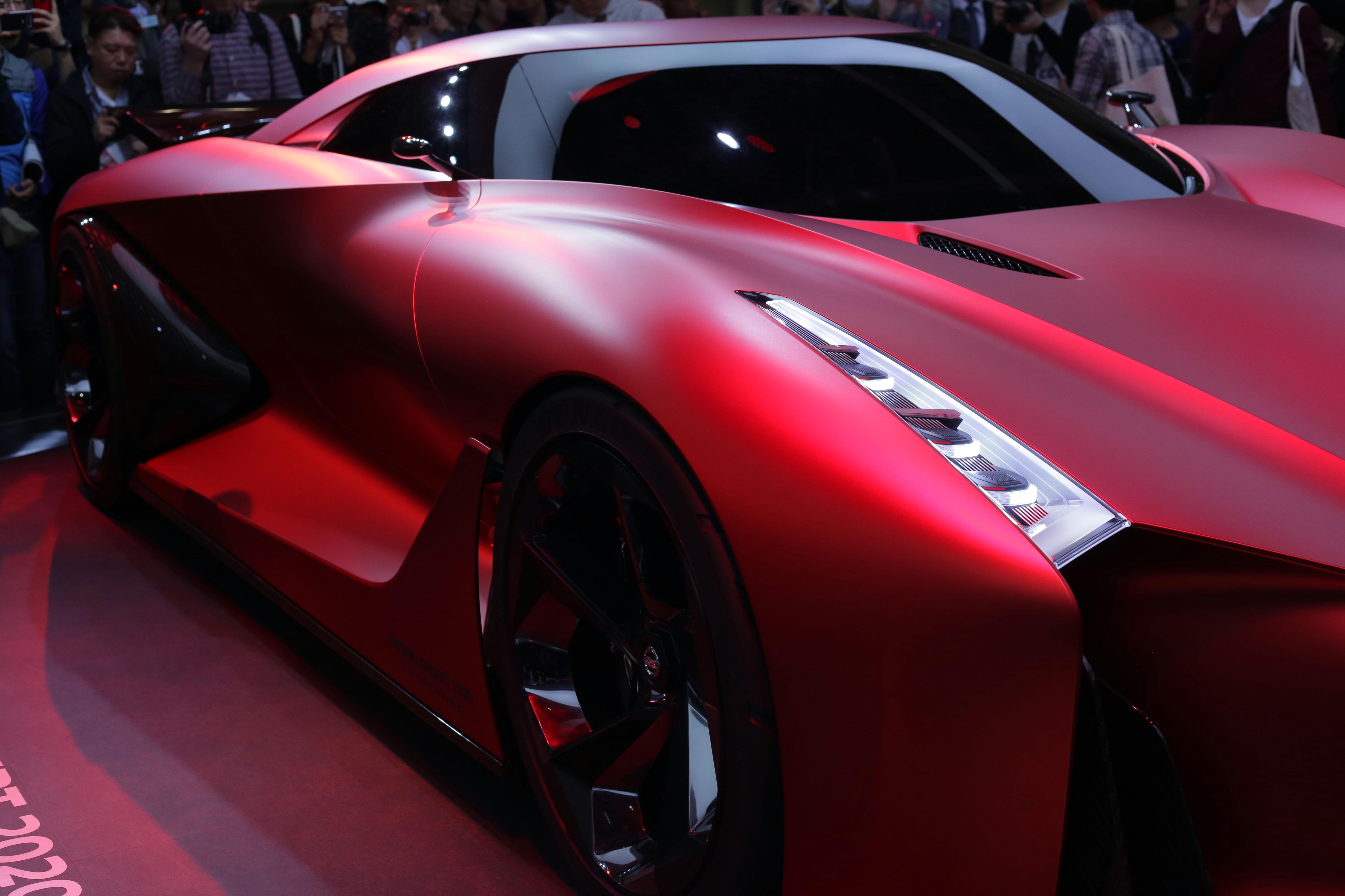 Grand Turismo Nissan GTR