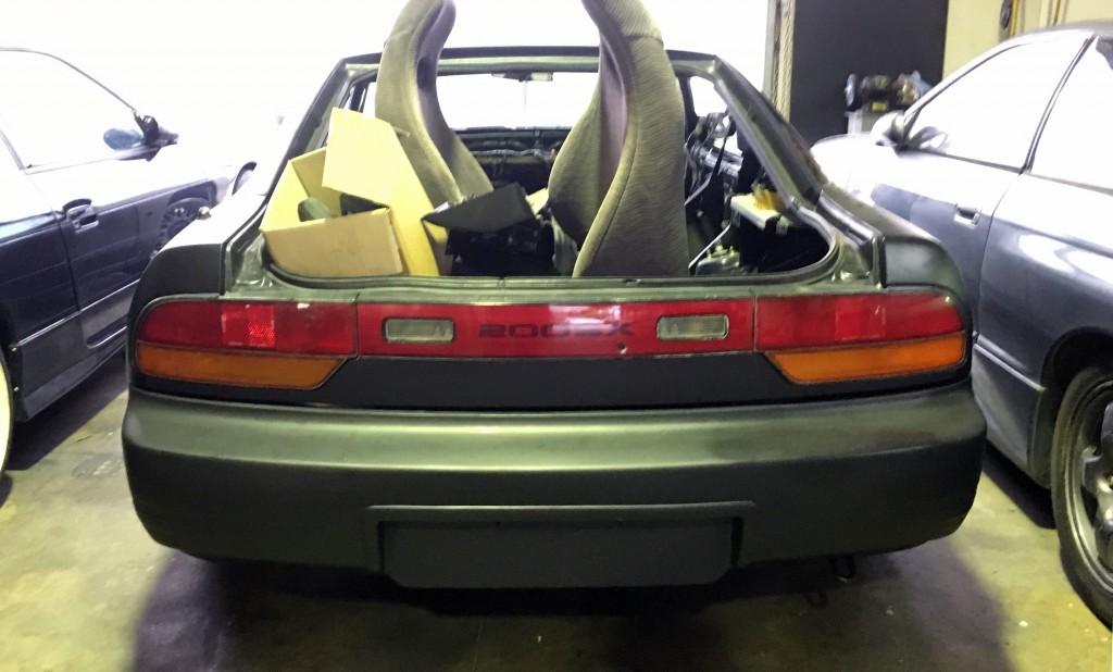 S13 200sx Otaku Garage