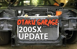 Otaku Garage 200SX Update