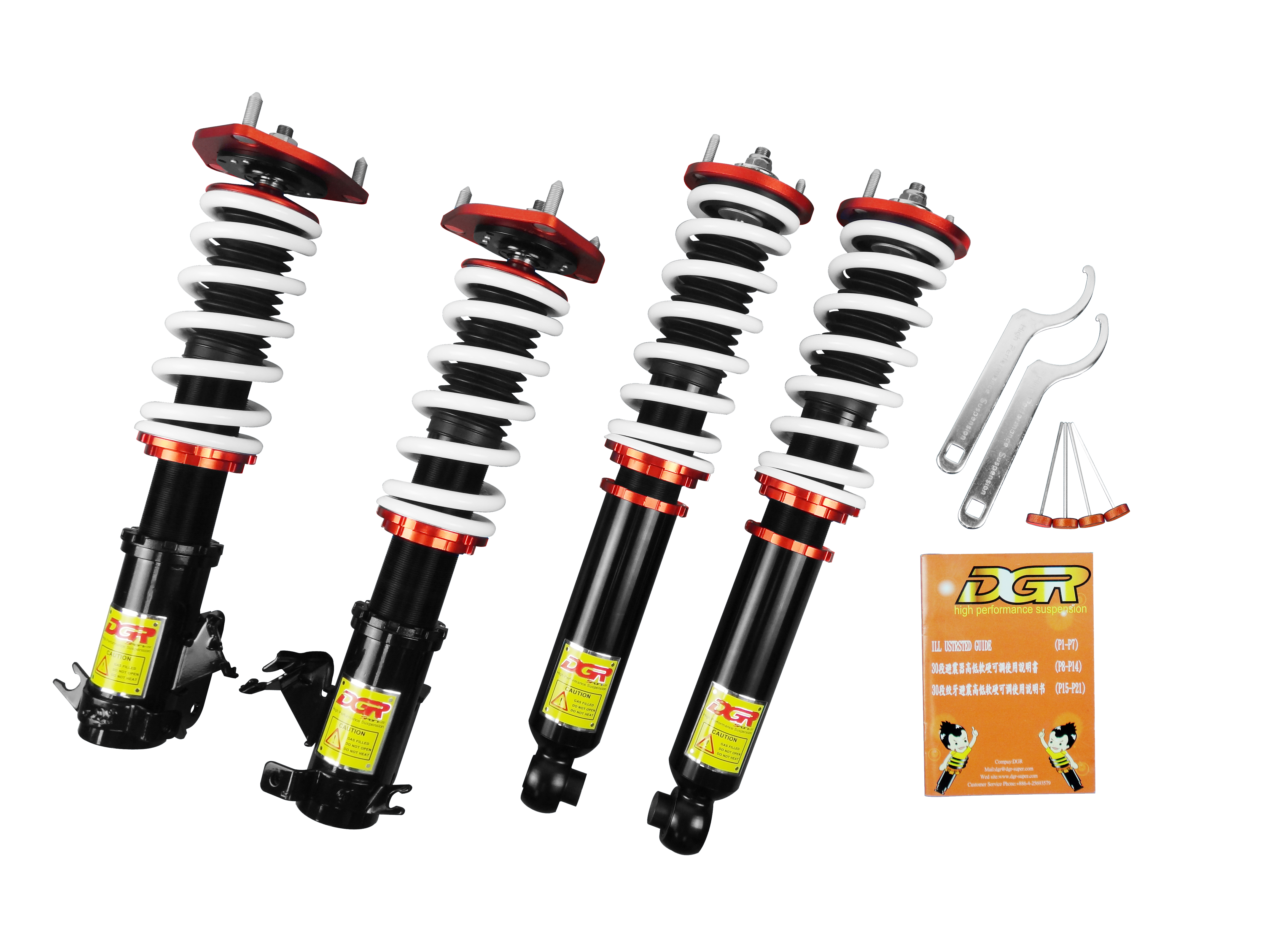 DGR Coilovers