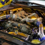 R35 GTR Greddy - Tokyo Auto Salon