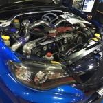 Super Charged WRX STI - Tokyo Auto Salon