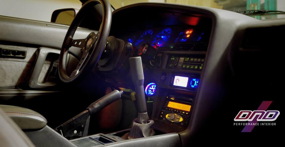 DND Performance Interior Tall Race Knobs - Otaku Garage