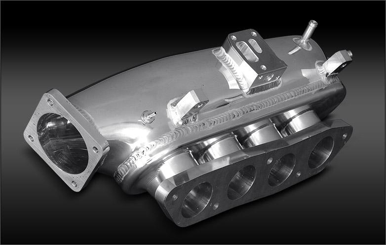 Yashio Factory S14 S15 SR20DET Intake Manifold Plenum