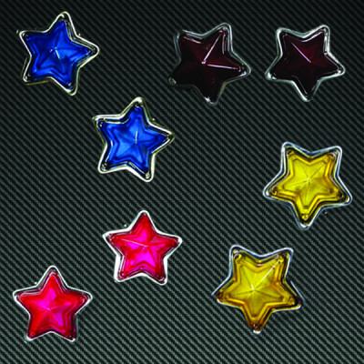 JDM Star Indicator Light - Otaku Garage