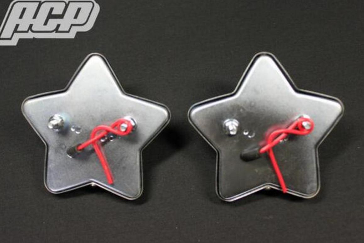 JDM Star Indicator Light