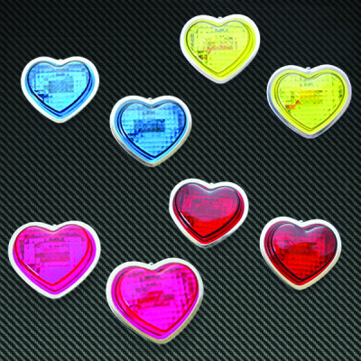 JDM heart Indicator Light - Otaku Garage