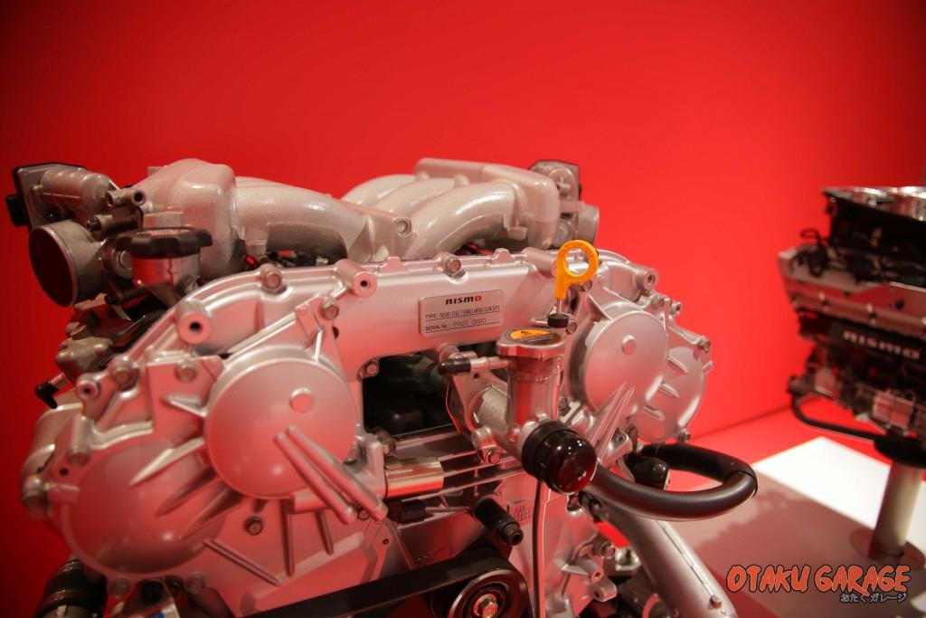 Nismo VR38DETT - Nismo Ormori Factory