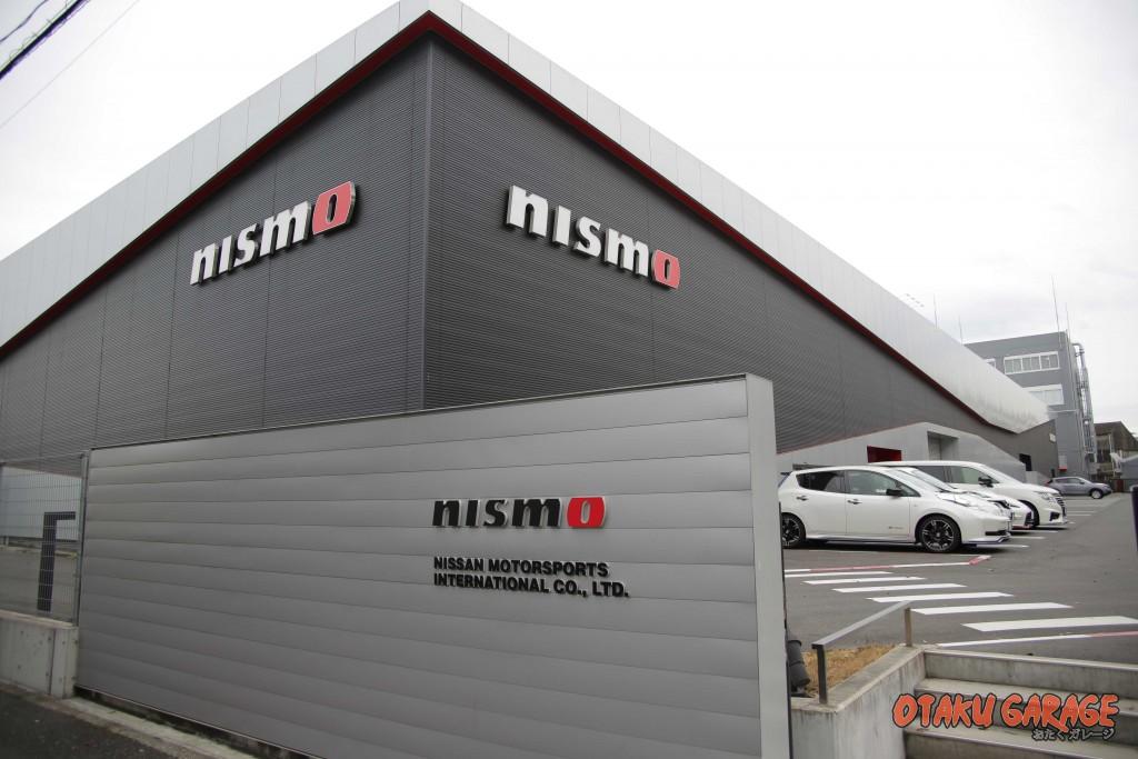 Nismo Omori Factory