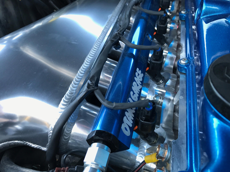 Otaku Garage Intake Manifold RB25DET