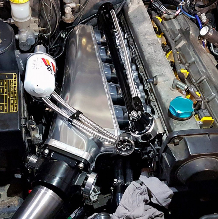 Otaku Garage RB25DET Intake Manifold