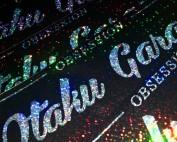 Otaku Garage Glitter Sticker