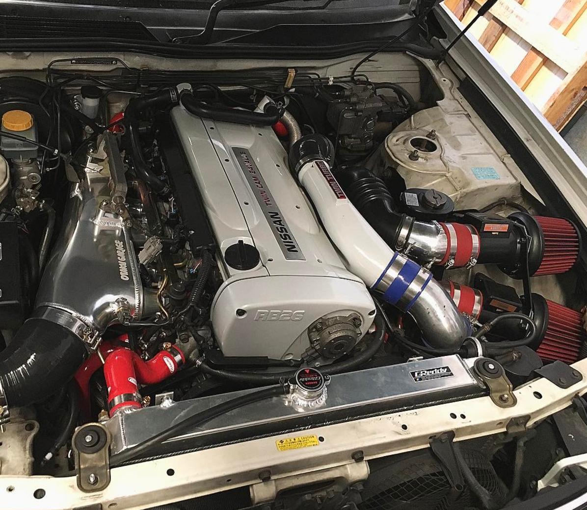 Otaku Garage Intake Manifold RB26
