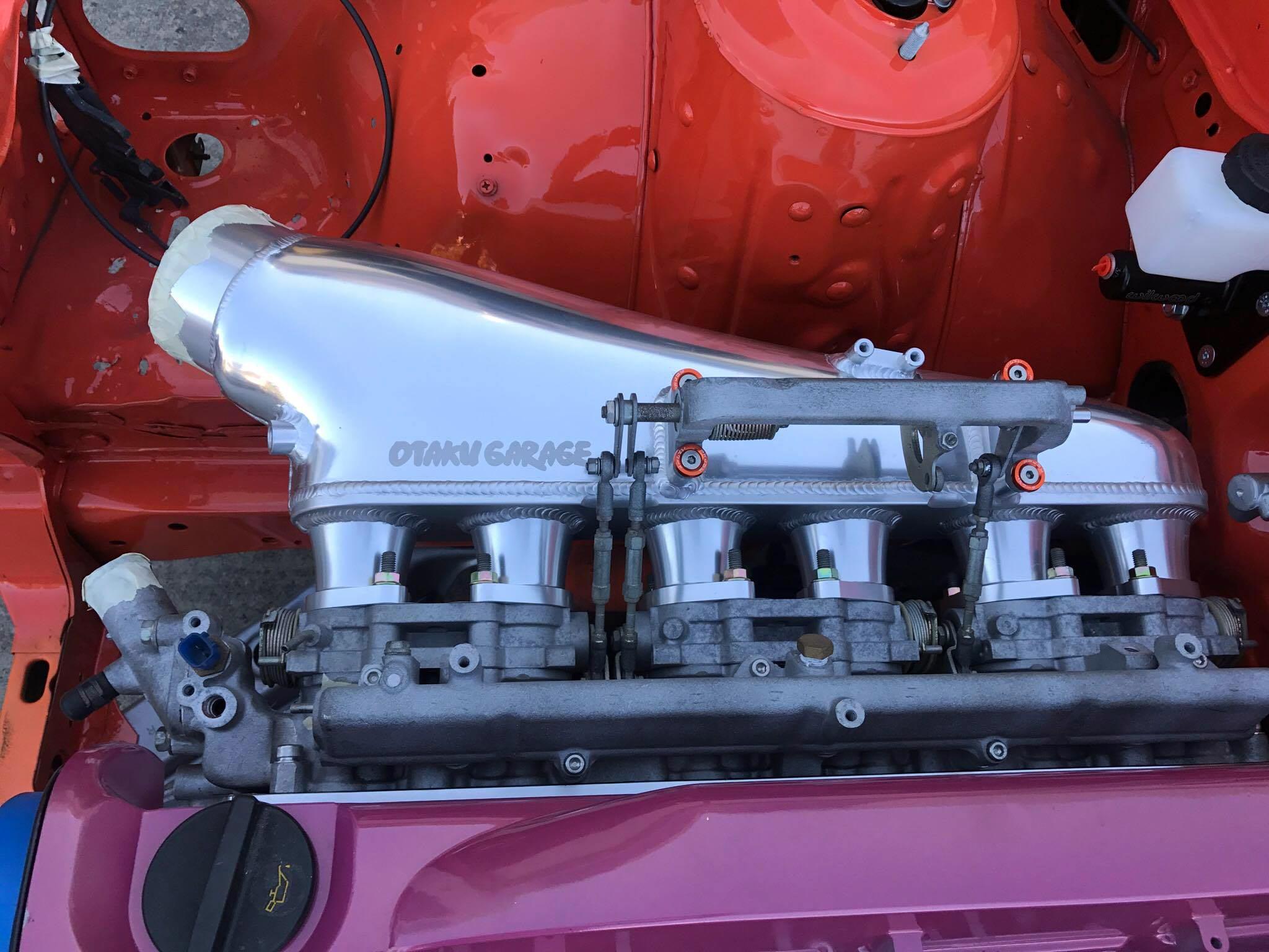 Otaku Garage Intake Manifold RB26DETT