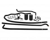 Subaru WRX Baffled Oil Catch Can System MMBCC-WRX-15BK