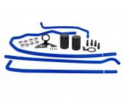 Subaru WRX Baffled Oil Catch Can System MMBCC-WRX-15BL