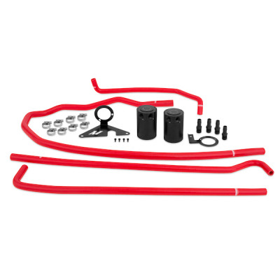 Subaru WRX Baffled Oil Catch Can System MMBCC-WRX-15RD