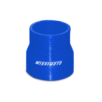"Mishimoto 2.25"" to 2.5"" Silicone Transition Coupler MMCP-22525BL"