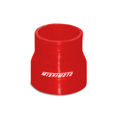 "Mishimoto 2.25"" to 2.5"" Silicone Transition Coupler MMCP-22525RD"