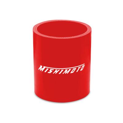 "Mishimoto 2.25"" Straight Coupler MMCP-225SRD"