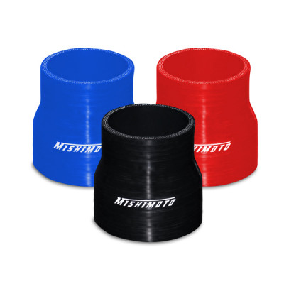 "Mishimoto 2.5"" to 2.75"" Silicone Transition Coupler MMCP-25275BK"