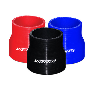 "Mishimoto 2.5"" to 3"" Silicone Transition Coupler MMCP-2530BK"