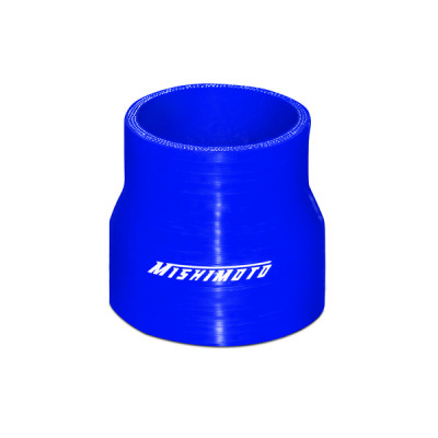 "Mishimoto 2.5"" to 3"" Silicone Transition Coupler MMCP-2530BL"