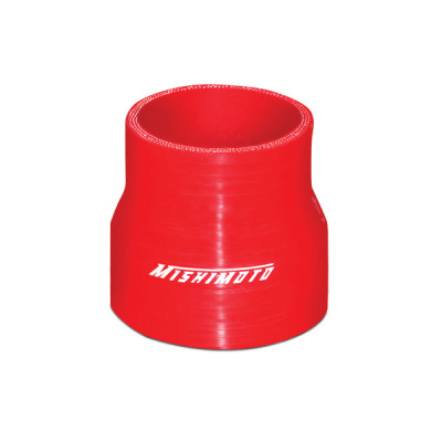 "Mishimoto 2.5"" to 3"" Silicone Transition Coupler MMCP-2530RD"