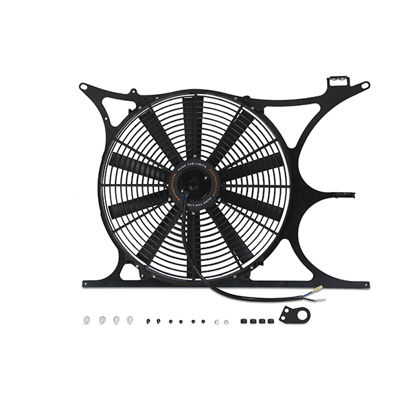 BMW E36 Performance Fan Shroud Kit MMFS-E36-92P