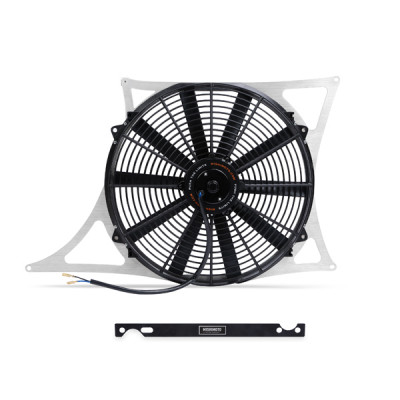BMW M3 Performance Aluminum Fan Shroud Kit MMFS-E46-01