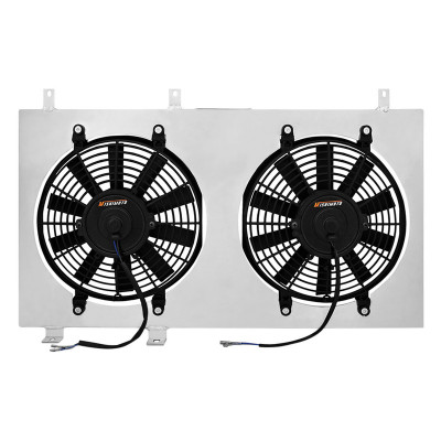 Subaru Impreza WRX and STI Performance Aluminum Fan Shroud Kit MMFS-WRX-01P