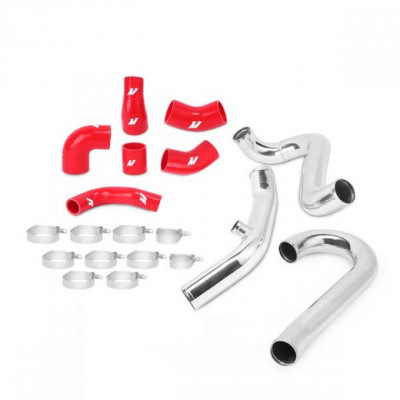 Mitsubishi Lancer Evolution X Upper Intercooler Pipe Kit