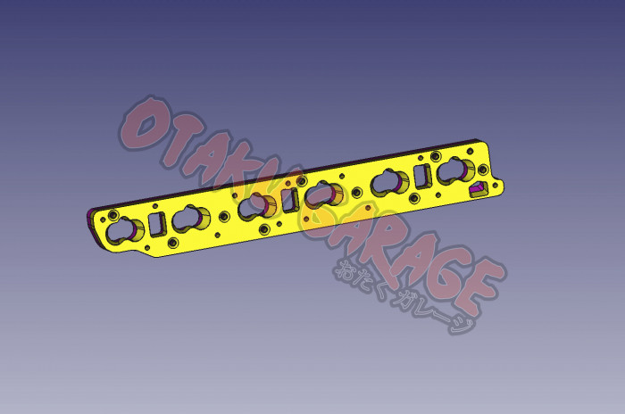 RB26 Intake Manifold Adaptor for RB20