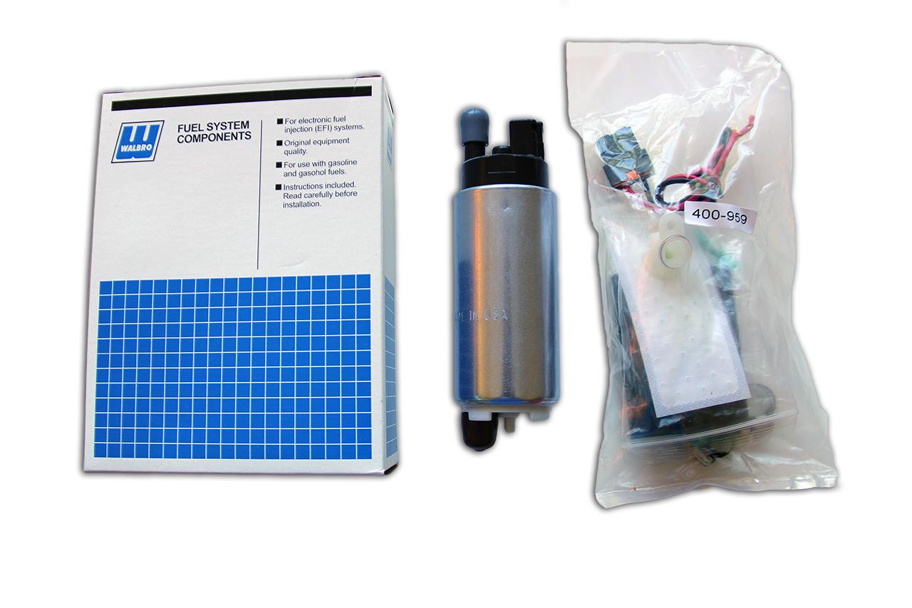 walbro gss342 255lph fuel pump kit