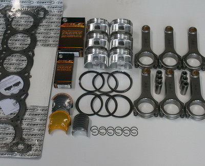 Toyota 7M-GTE Engine Rebuid Kit with CP Forged Pistons & Spool
