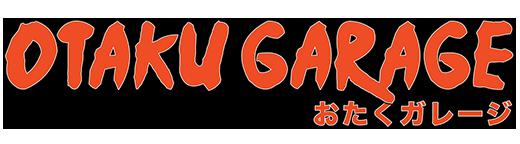Otaku Garage Retina Logo