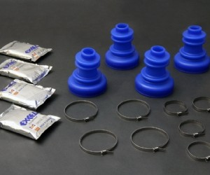 NISSAN SILVIA S13 Hard Race SILICONE CV BOOT KIT