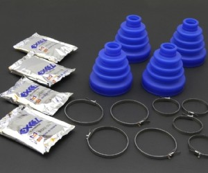 NISSAN SILVIA S14/S15 Hard Race SILICONE CV BOOT KIT