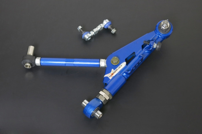 NISSAN SILVIA S13 Hard Race Front Adjustable Lower Control Arm and Sway Bar Link V2