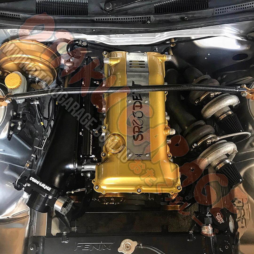 Otaku Garage SR20 IntakeManifold TT