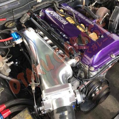 Otaku Garage SR20 Billet Intake Manifold