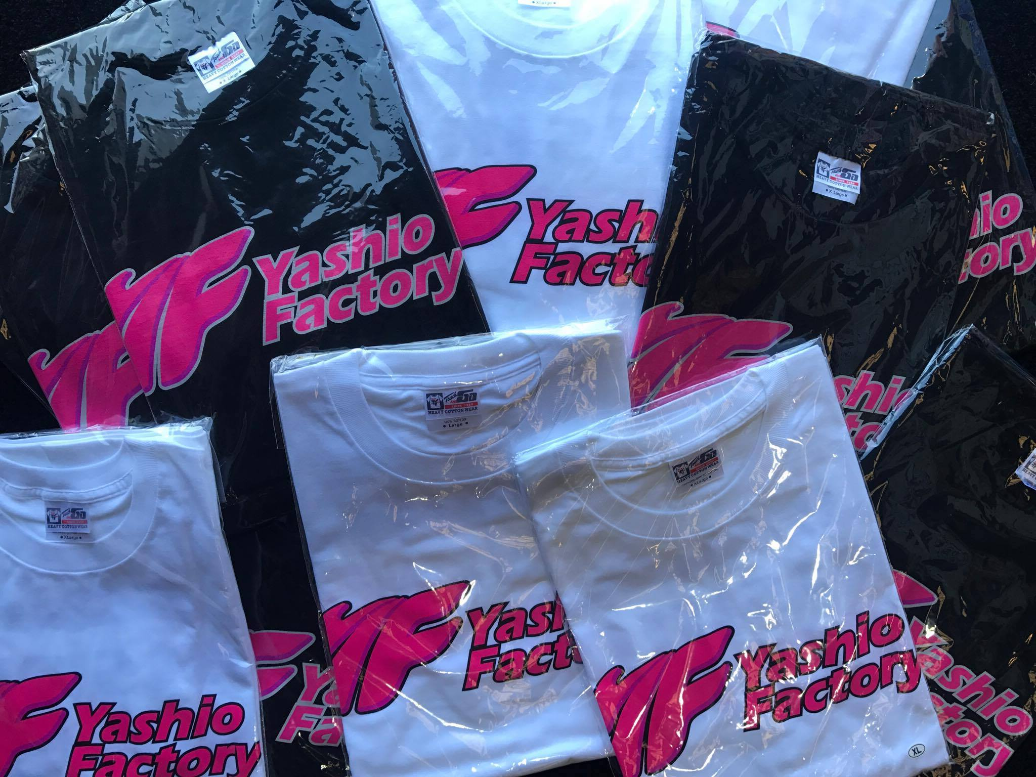 Yashio Factory New 2017 Shirt