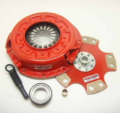 RB20 RB25 Heavy Duty Solid Button Clutch - Direct Clutch