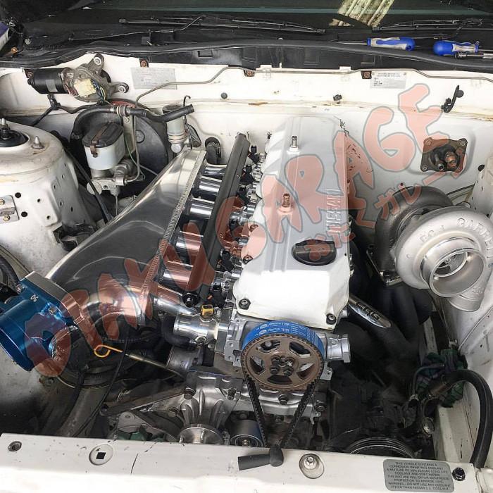 Otaku Garage RB30 Intake Manifold