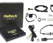 "Haltech Elite PRO Plug-in ECU - Ford Falcon i6 ""Barra"" + Onboard Wideband Sensor Kit"