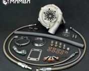 MAMBA GTX3076R Ball Bearing Turbo Kit - A/R .73 T3 V-Band